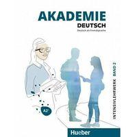 Książki do nauki języka, Akademie Deutsch A2+ T.2 + kurs online HUEBER - Praca zbiorowa (opr. broszurowa)