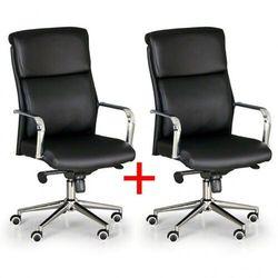 Krzesło biurowe Viro 1+1 GRATIS, czarny Włóż do koszyka jedną sztukę, drugą sztukę wyślemy automatycznie gratis. Akcja trwa do wyprzedania zasobów.