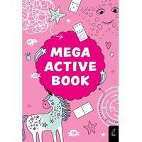 E-booki, Mega active book różowa - opracowanie zbiorowe
