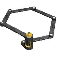 Zabezpieczenia do roweru, Zapięcie rowerowe ONGUARD Link Plate Lock K9 COMBO SKŁADANE 8115 - 88,5cm - szyfr