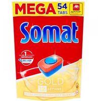 Kostki do zmywarek, Somat Gold Tabletki do mycia naczyń w zmywarkach 1036,8 g (54 x 19,2 g)