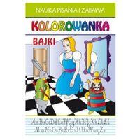 Literatura młodzieżowa, Kolorowanka bajki - praca zbiorowa