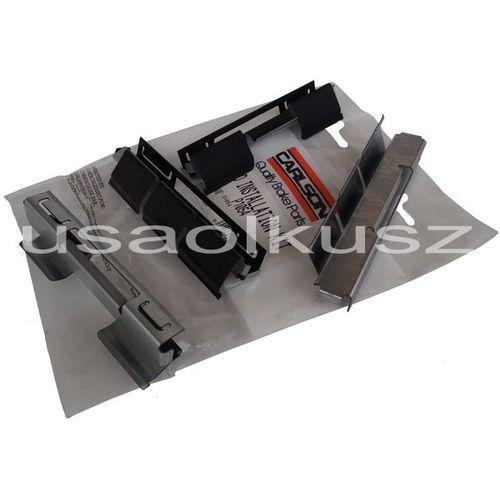 Zestawy naprawcze klocków hamulcowych, Zestaw naprawczy montażowy przednich klocków D965 Dodge RAM 2003-2008