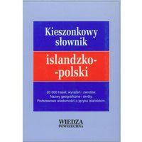 Językoznawstwo, Kieszonkowy słownik islandzko-polski (opr. miękka)