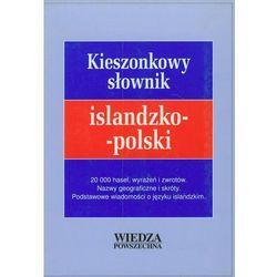 Kieszonkowy słownik islandzko-polski (opr. miękka)