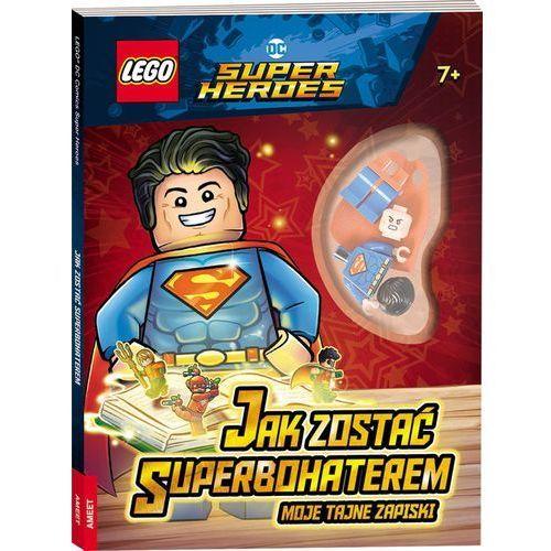 Książki dla dzieci, Lego Dc Comics Księga Superbohaterów - Praca zbiorowa (opr. broszurowa)