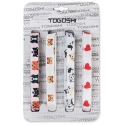 Zestaw sznurówek do obuwia TOGOSHI - TG-LACES-120-4-WOMEN-005 Biały Kolorowy