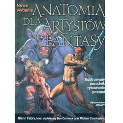 Anatomia dla artystów. Fantasy (opr. miękka)