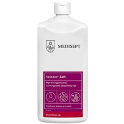 MEDI-LINE VELODES SOFT Płyn do dezynfekcji rąk 500 ml (ref. SSE-43-GOT-ML542)