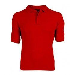 Polo BlackHawk Tactictal Cotton Polo Shirt, Pique, uniseks, material 100% cotton, krótki rękaw. - range red
