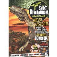 Książki dla dzieci, Świat Dinozaurów 15/2019 Megalosaurus - Praca zbiorowa