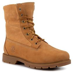 Trapery TIMBERLAND - Linden Woods Wp Fleece Fold Down TB0A1KGC231 Wheat Nubuck
