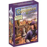 Gry dla dzieci, Carcassonne: Hrabia, Król i Rzeka (druga edycja) - Bard