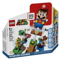 Klocki dla dzieci, 71360 PRZYGODY Z MARIO - ZESTAW STARTOWY (Adventures with Mario) - KLOCKI LEGO SUPER MARIO