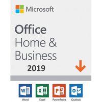 Programy biurowe, Microsoft Office Home & Business 2019 ESD PL MAC, Nowa licencja