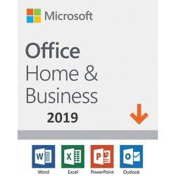 Microsoft Office Home & Business 2019 ESD PL MAC, Nowa licencja