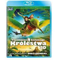 Filmy animowane, Tajemnica zielonego królestwa 3D (Blu-Ray) - Chris Wedge DARMOWA DOSTAWA KIOSK RUCHU