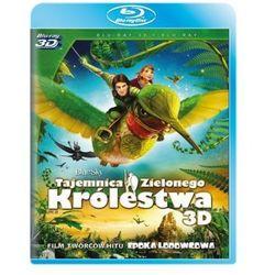 Tajemnica zielonego królestwa 3D (Blu-Ray) - Chris Wedge DARMOWA DOSTAWA KIOSK RUCHU