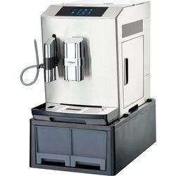 Ekspres automatyczny do kawy w obudowie ze stali nierdzewnej