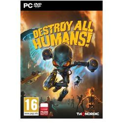 Destroy All Humans! DNA Collector's Edition Gra PC DARMOWY TRANSPORT