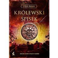 Książki kryminalne, sensacyjne i przygodowe, Królewski spisek (opr. broszurowa)