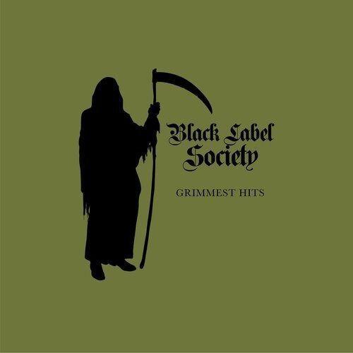 Pozostała muzyka rozrywkowa, GRIMMEST HITS - Black Label Society (Płyta CD)
