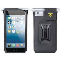 Sakwy, torby i plecaki rowerowe, TOPEAK pokrowiec SmartPhone DryBag pro iPhone 6 plus black