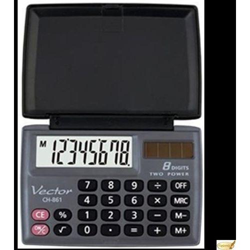Kalkulatory, Kalkulator VECTOR CH-861