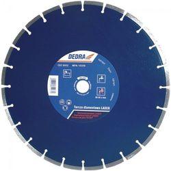 Tarcza do cięcia DEDRA H1162 300 x 25.4 mm Laser Granit diamentowa + DARMOWY TRANSPORT!