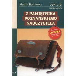 Z pamiętnika poznańskiego nauczyciela (miękka) (opr. miękka)