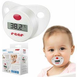 Termometr cyfrowy smoczek dla maluszka LCD REER