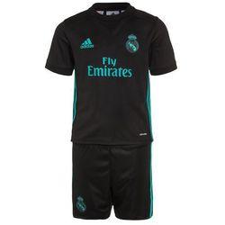 adidas Performance REAL MADRID AWAY SET Krótkie spodenki sportowe black/aerree