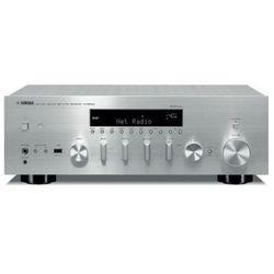 Amplituner YAMAHA R-N803D Srebrny