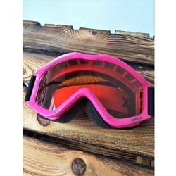 UVEX gogle dziecięce Speedy pro - pink lasergold (S2)