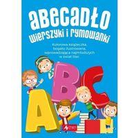 Książki dla dzieci, Abecadło. Wierszyki i rymowanki (opr. miękka)