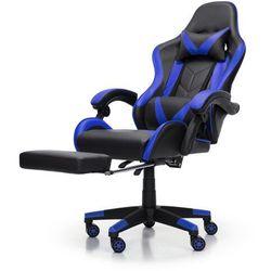 Fotel gamingowy NORDHOLD - FENRIR - niebieski