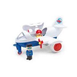 Samolot pasażerski z pilotem mix. Darmowy odbiór w niemal 100 księgarniach!