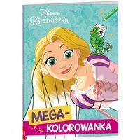 Kolorowanki, Disney Księżniczka. Megakolorowanka - Praca zbiorowa