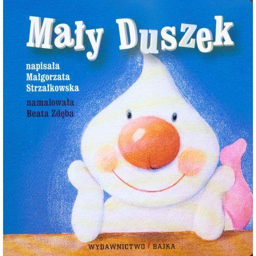 Książki dla dzieci, Mały Duszek Bajeczki dla maluszka 4. (opr. kartonowa)