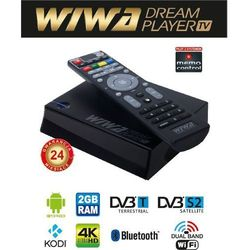 WIWA ANDROID SMART TV WIWA DREAM PLAYER TV