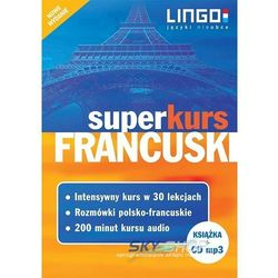 Francuski. Superkurs + Cd Mp3 (opr. miękka)