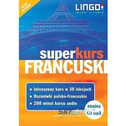 Francuski. Superkurs + Cd Mp3 (opr. miękka)