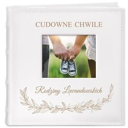 Album Rodzinny GRAWER Prezent Cudowne Chwile AL044
