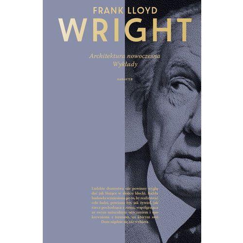 E-booki, Frank Lloyd Wright: Architektura nowoczesna e-book, okładka ebook
