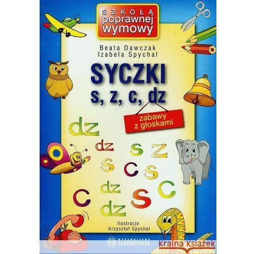 Socjologia, Syczki s, ,z c, dz
