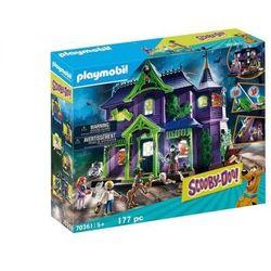 Zestaw figurek Scooby-Doo Przygoda w domu z duchami (70361). od 5 lat