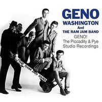 Muzyka dance i disco, Geno & The Ra Washington - Geno! The Piccadilly &