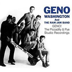 Geno & The Ra Washington - Geno! The Piccadilly &