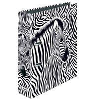 Segregatory, Segregator A4 8cm Zebra Animal print max. file