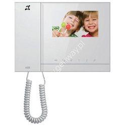 """ABB Monitor kolorowy 4,3"""" ze słuchawką PI (M22303-W) M22303-W - Autoryzowany partner ABB, Automatyczne rabaty."""